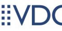 VDOS logo